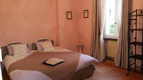 B&B Au Mas de la Tournillone : Bed and Breakfast near Saint-Nazaire