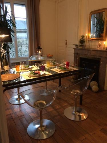 Foch Rive Gauche : Apartment near Lyon 3e Arrondissement