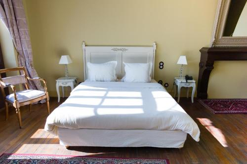 Hostellerie du Coq d'Or : Hotel near Biron