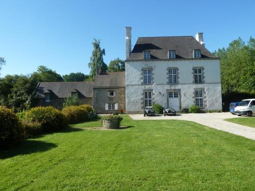 Self Catering GIte des trauchandieres : Guest accommodation near Châteauneuf-d'Ille-et-Vilaine