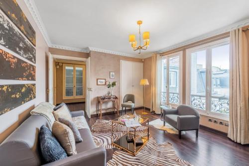 Sweet Inn -Louvre : Apartment near Paris 2e Arrondissement