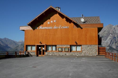 Hameau des Ecrins : Apartment near L'Argentière-la-Bessée