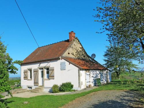Ferienhaus mit Pool Fléty 300S : Guest accommodation near Saint-Seine