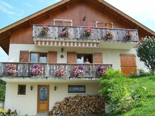 Les Haies Vives : Guest accommodation near Clarafond-Arcine