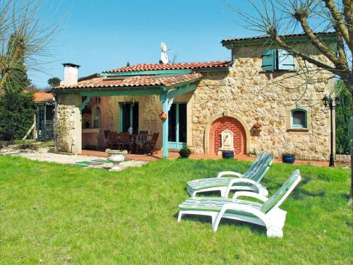 Ferienhaus Gaillan-en-Medoc 110S : Guest accommodation near Saint-Christoly-Médoc