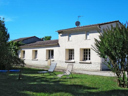 Ferienhaus Gaillan-en-Médoc 140S : Guest accommodation near Saint-Germain-d'Esteuil