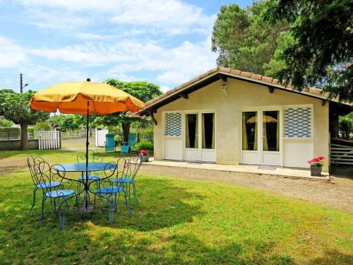 Ferienhaus Linxe 111S : Guest accommodation near Saint-Michel-Escalus