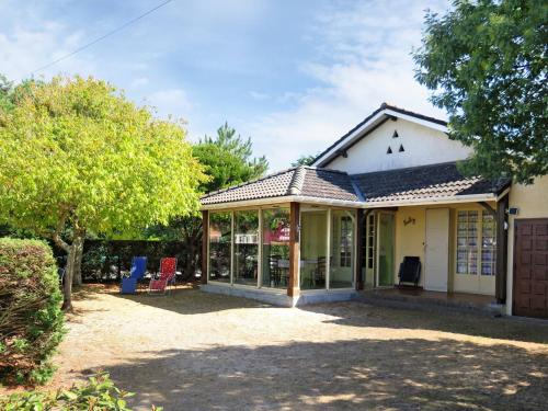 Ferienhaus Montalivet 175S : Guest accommodation near Vendays-Montalivet