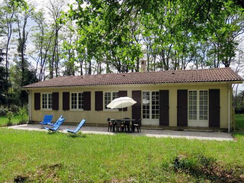 Ferienhaus St. Laurent-de-Medoc 110S : Guest accommodation near Vertheuil