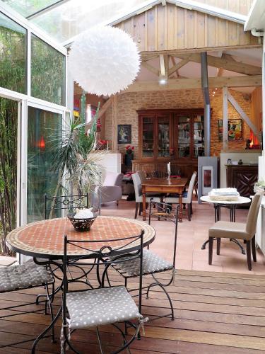 Le Petit Then 100S : Guest accommodation near Gamarde-les-Bains