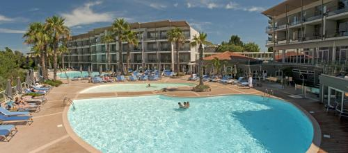 Hotel Baie des Anges by Thalazur : Hotel near Biot