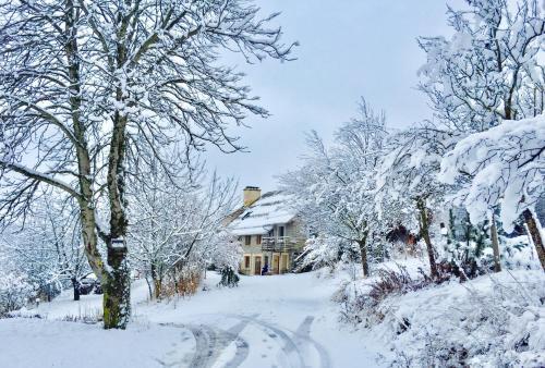 Chambre d'Hôtes La Grange des Ecrins : Guest accommodation near Saint-Laurent-du-Cros