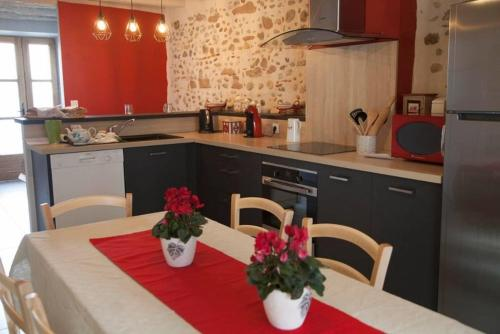 Le Leon d'or : Guest accommodation near Limbrassac