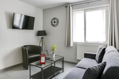 Mémorial-Sleep In Normandie : Apartment near Caen