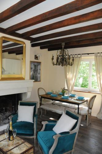 Gite du Moulin d'Icare : Guest accommodation near Latilly