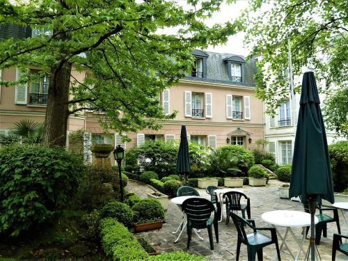 Hotel des Grandes Ecoles : Hotel near Paris 5e Arrondissement