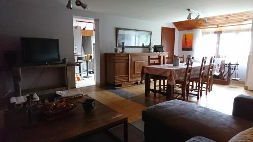 gites de l'archange : Guest accommodation near Saint-Aubin-de-Terregatte