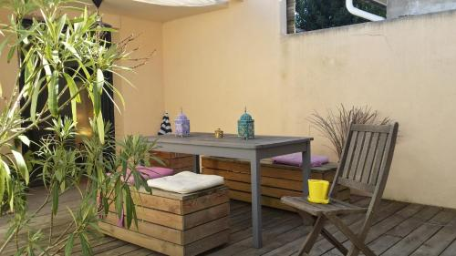 Sweet Home Bordeaux Echoppe : Guest accommodation near Talence