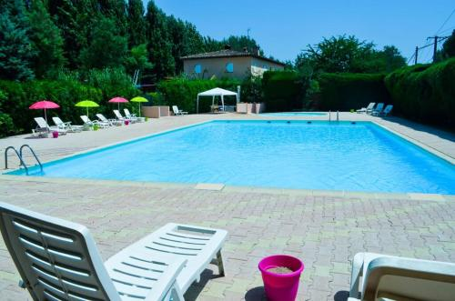 Camping les Mimosas : Guest accommodation near Auribeau-sur-Siagne
