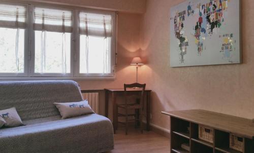 T2 Bis Luchon : Apartment near Gouaux-de-Luchon