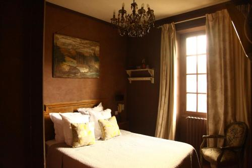 HOTEL DE L'ABBAYE DE LONGPONT : Hotel near Dommiers