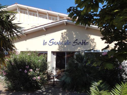 Hôtel Le Grain de Sable : Hotel near Andernos-les-Bains