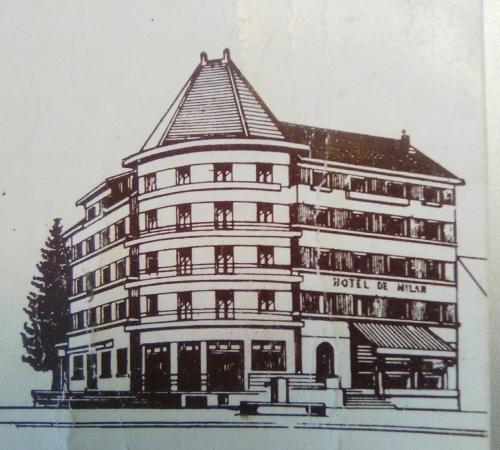 Sport' Aparthotel de Milan : Hotel near Ornon