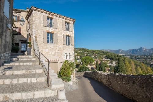 La Pourtoune : Guest accommodation near La Colle-sur-Loup