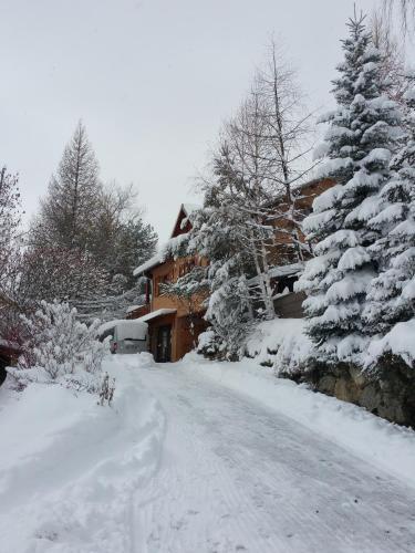 La Guidouillette : Guest accommodation near Saint-Martin-de-Queyrières