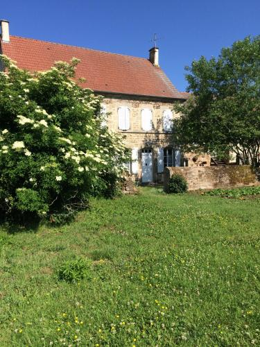 Morvan Séjours : Guest accommodation near Saint-Martin-de-Commune
