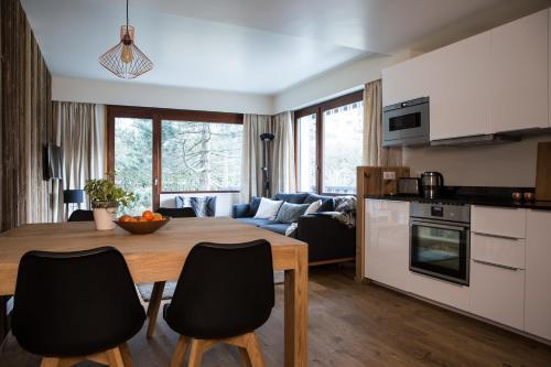 Le Brevent 2 Apartment : Apartment near Chamonix-Mont-Blanc