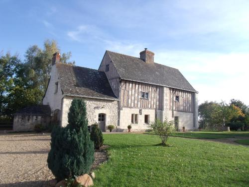 Le Grand Boust : Guest accommodation near Brion