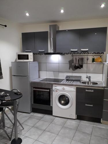Le Rodriguez : Apartment near Allauch