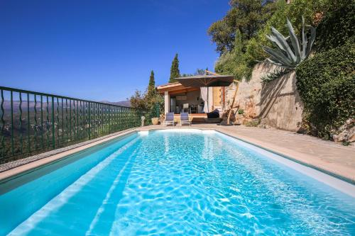 Villa St. Cezaire : Guest accommodation near Saint-Cézaire-sur-Siagne