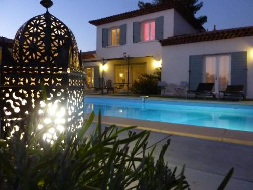 L Olivadou B&B : Bed and Breakfast near Trans-en-Provence