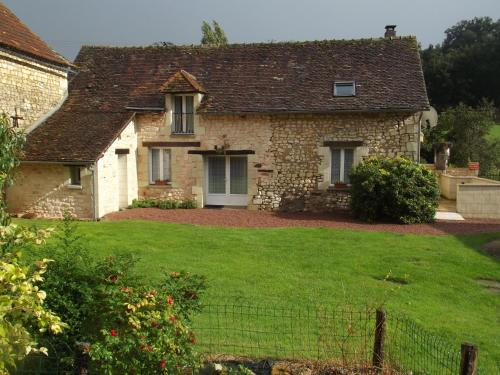 Gite du Prieure : Guest accommodation near Coussay-les-Bois