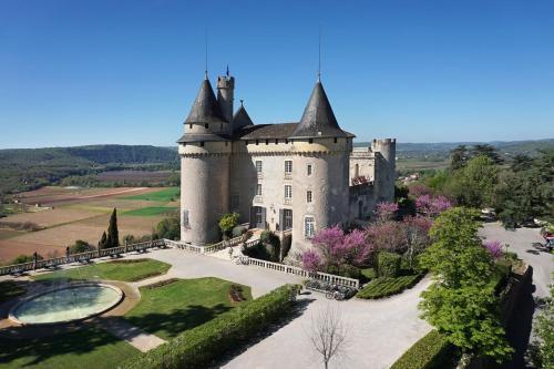 Château de Mercuès : Hotel near Cahors