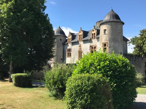 Chateau Mariande : Bed and Breakfast near Cazeneuve-Montaut