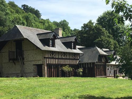Domaine de Geffosse : Hotel near Manneville-la-Pipard