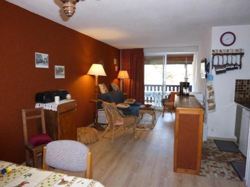 RESIDENCE DE L UBAYE A 27 : Apartment near Faucon-de-Barcelonnette