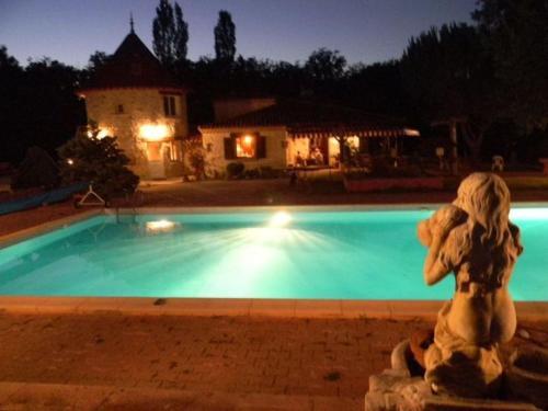 La Tour de Pérès : Guest accommodation near Lannepax