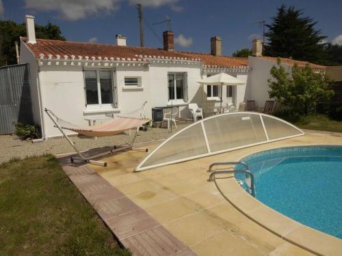 Villa Octavière : Guest accommodation near La Roche-sur-Yon