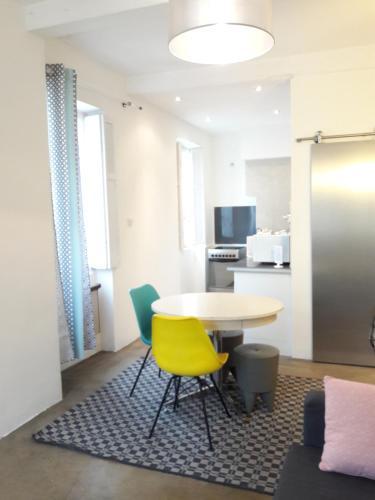 Vieux port T2 chic : Apartment near Marseille 6e Arrondissement