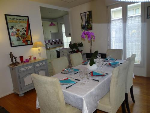 Royal condo : Apartment near Chalifert