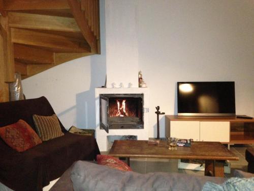 Les Granges De La Bolline : Apartment near Ilonse