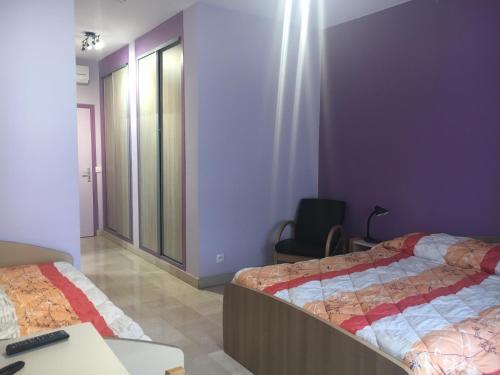 Résidence Universitaire Lanteri : Hotel near Antony