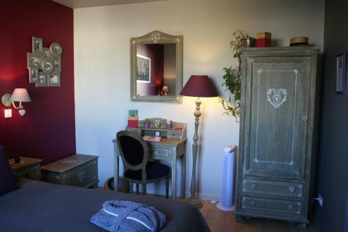 Les Fresnoises - Chambres d'hôtes : Bed and Breakfast near Sceaux