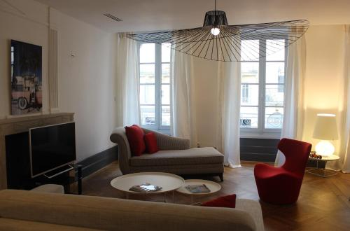 L'appart de l'intendance : Apartment near Bordeaux