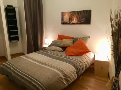 Maisonnette de vacances : Guest accommodation near Saint-Ouen-la-Rouërie