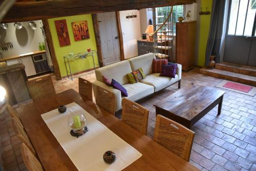 La Closerie : Guest accommodation near Plessis-Saint-Benoist